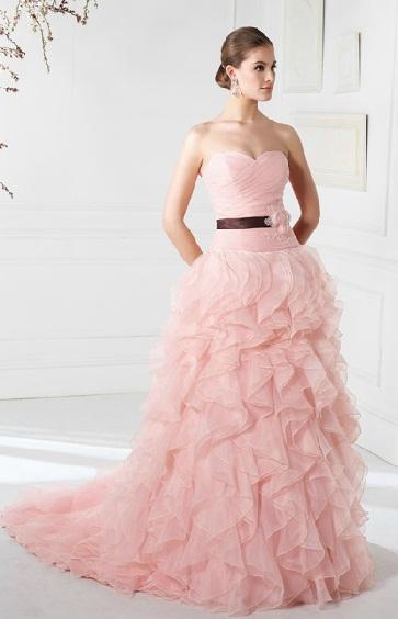 Fara Sposa2 - Vestidos de Noiva Coloridos - Inspirações