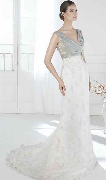 Fara Sposa3 - Vestidos de Noiva Coloridos - Inspirações