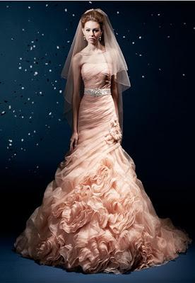 KittyChen Couture3 - Vestidos de Noiva Coloridos - Inspirações