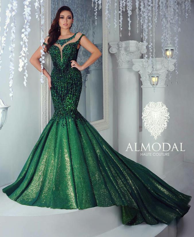 Leo Almodal2 - Vestidos de Noiva Coloridos - Inspirações