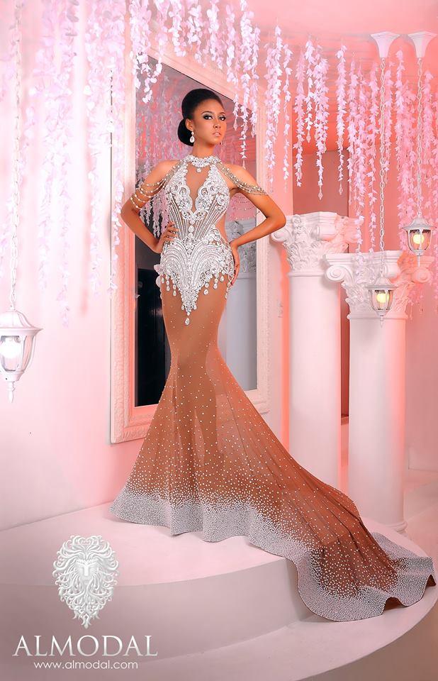 Leo Almodal3 - Vestidos de Noiva Coloridos - Inspirações