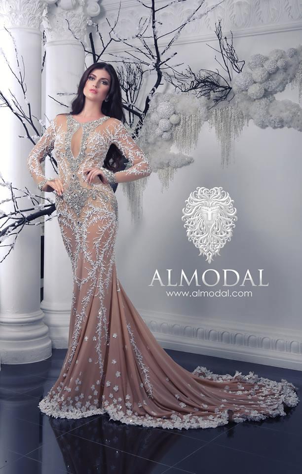 Leo Almodal4 - Vestidos de Noiva Coloridos - Inspirações