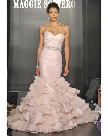 Maggie Sottero - Vestidos de Noiva Coloridos - Inspirações
