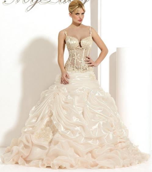 My Lady2 - Vestidos de Noiva Coloridos - Inspirações