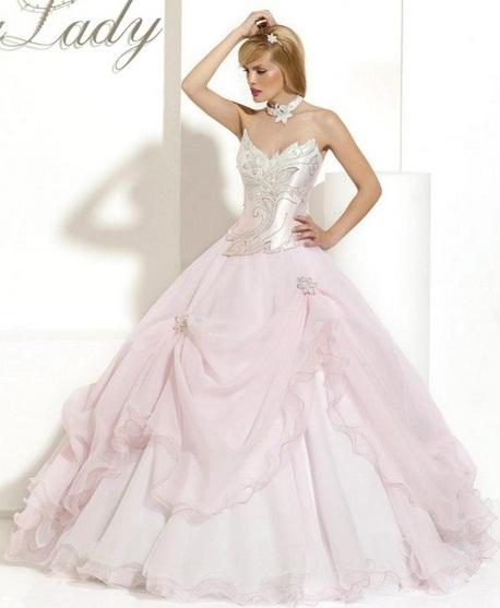 My lady6 - Vestidos de Noiva Coloridos - Inspirações