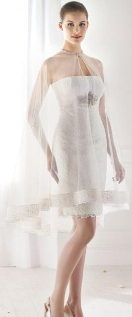 Novia D´Arte - Vestidos de Noiva Curtos