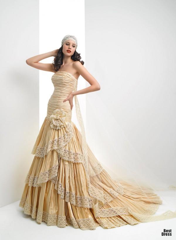 Pepe Botella2 - Vestidos de Noiva Coloridos - Inspirações