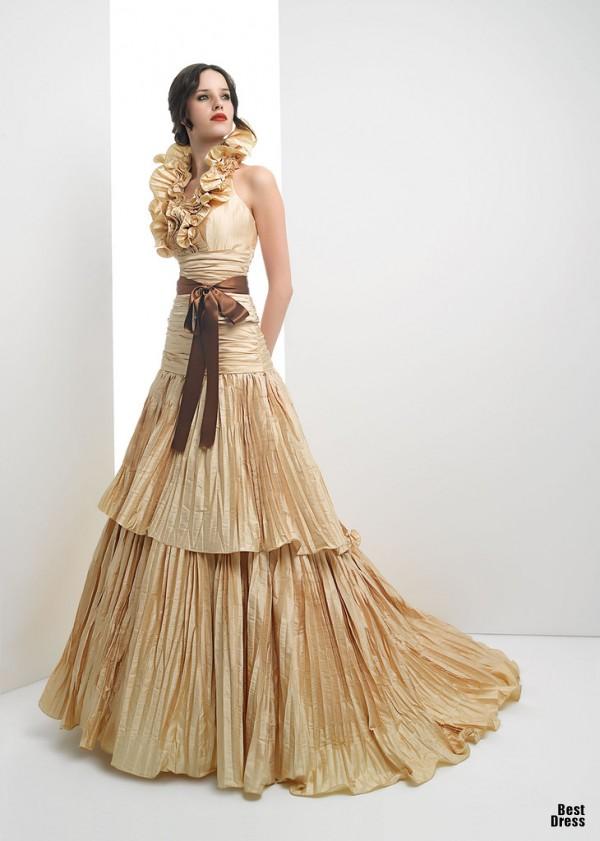 Pepe Botella3 - Vestidos de Noiva Coloridos - Inspirações