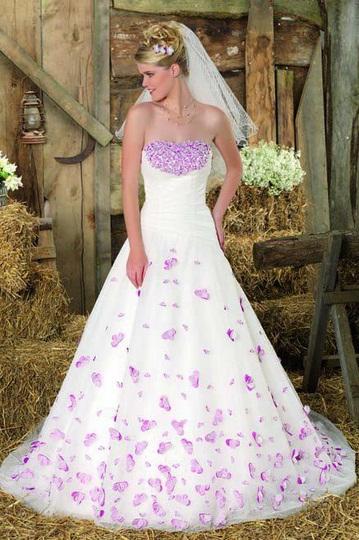 Point Marriage - Vestidos de Noiva Coloridos - Inspirações