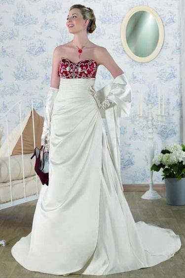 Point Marriage6 - Vestidos de Noiva Coloridos - Inspirações