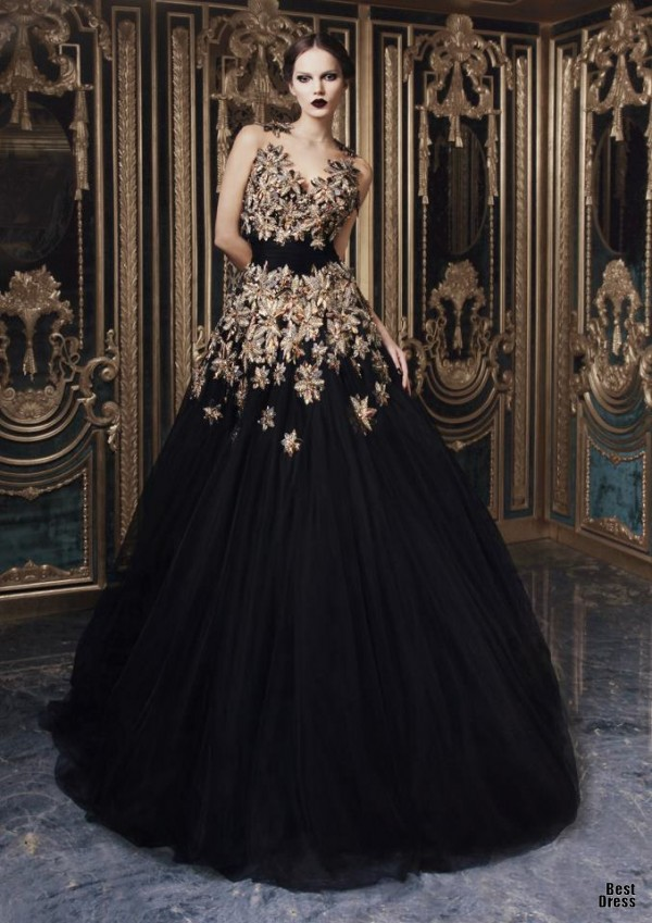 Rami Kadi 2 - Vestidos de Noiva Coloridos - Inspirações