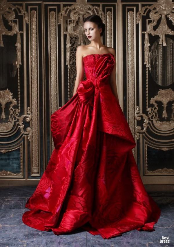 Rami Kadi 3 - Vestidos de Noiva Coloridos - Inspirações