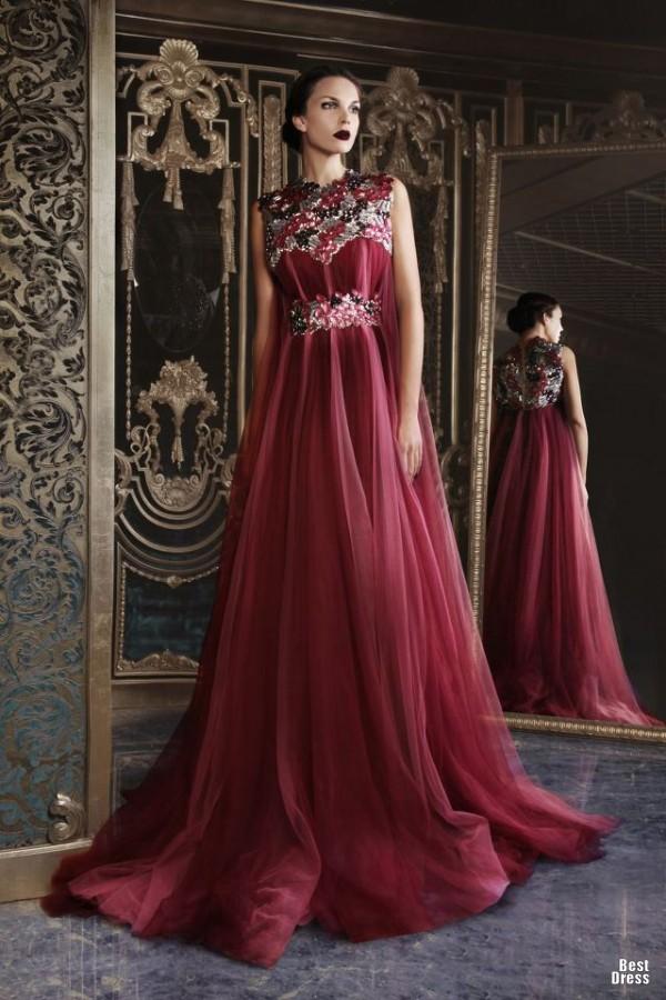 Rami Kadi 5 - Vestidos de Noiva Coloridos - Inspirações