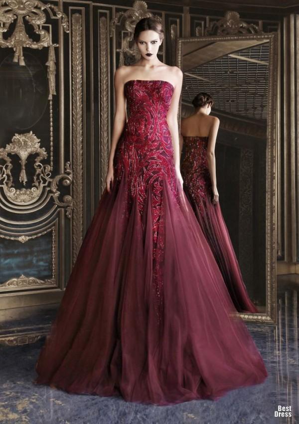 Rami Kadi 6 - Vestidos de Noiva Coloridos - Inspirações