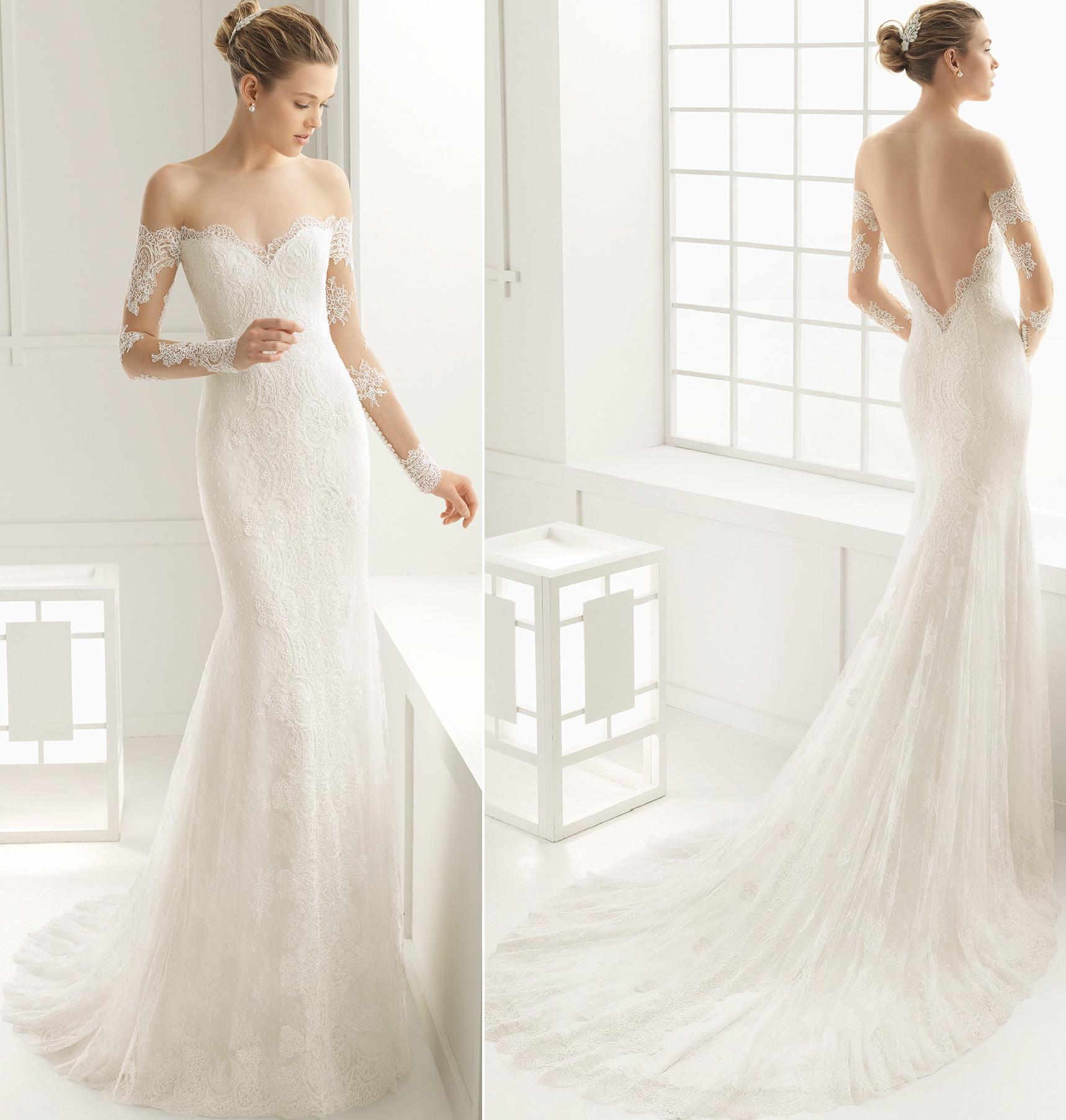 Rosa Clará13 - Vestidos de Noiva - Bridal Collection 2016