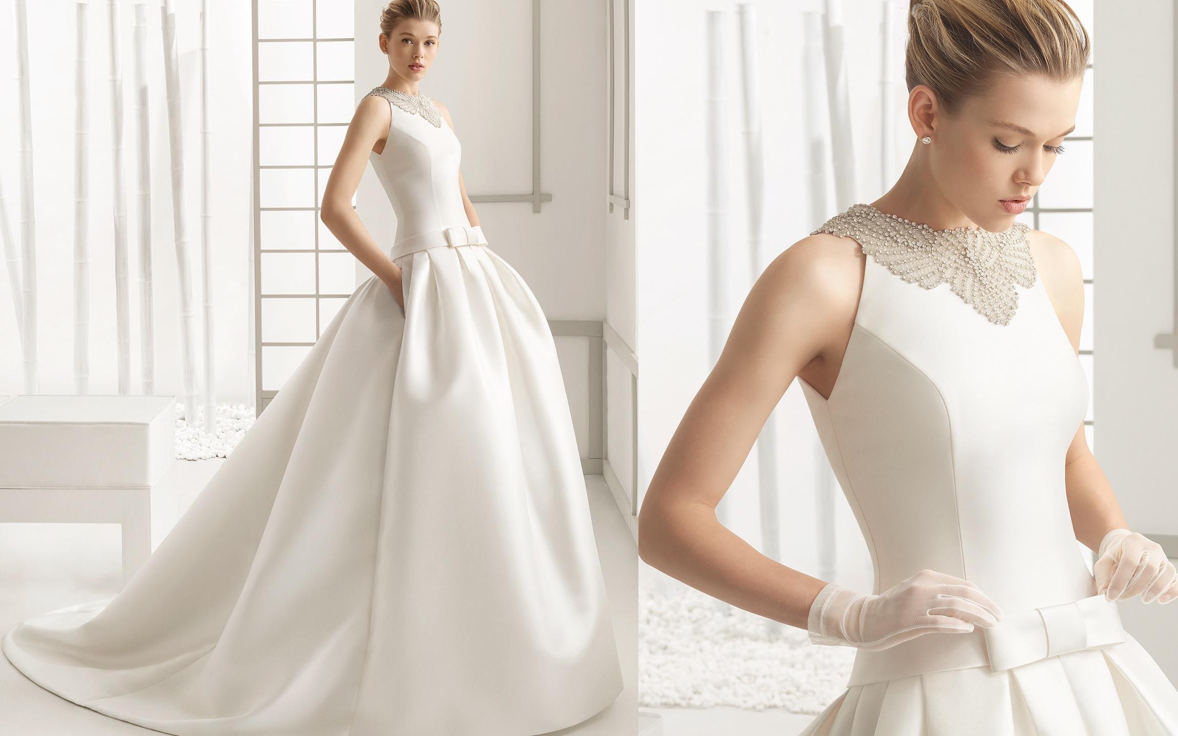 Rosa Clará14 - Vestidos de Noiva - Bridal Collection 2016