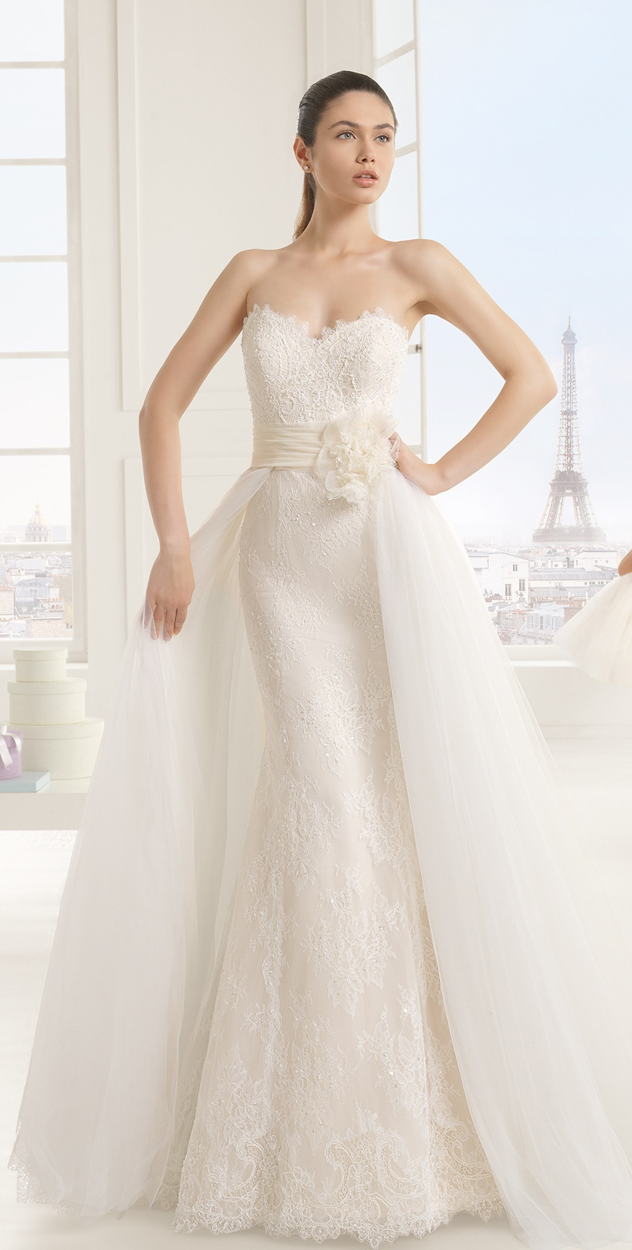 Rosa Clará15 - Vestidos de Noiva - Bridal Collection 2016