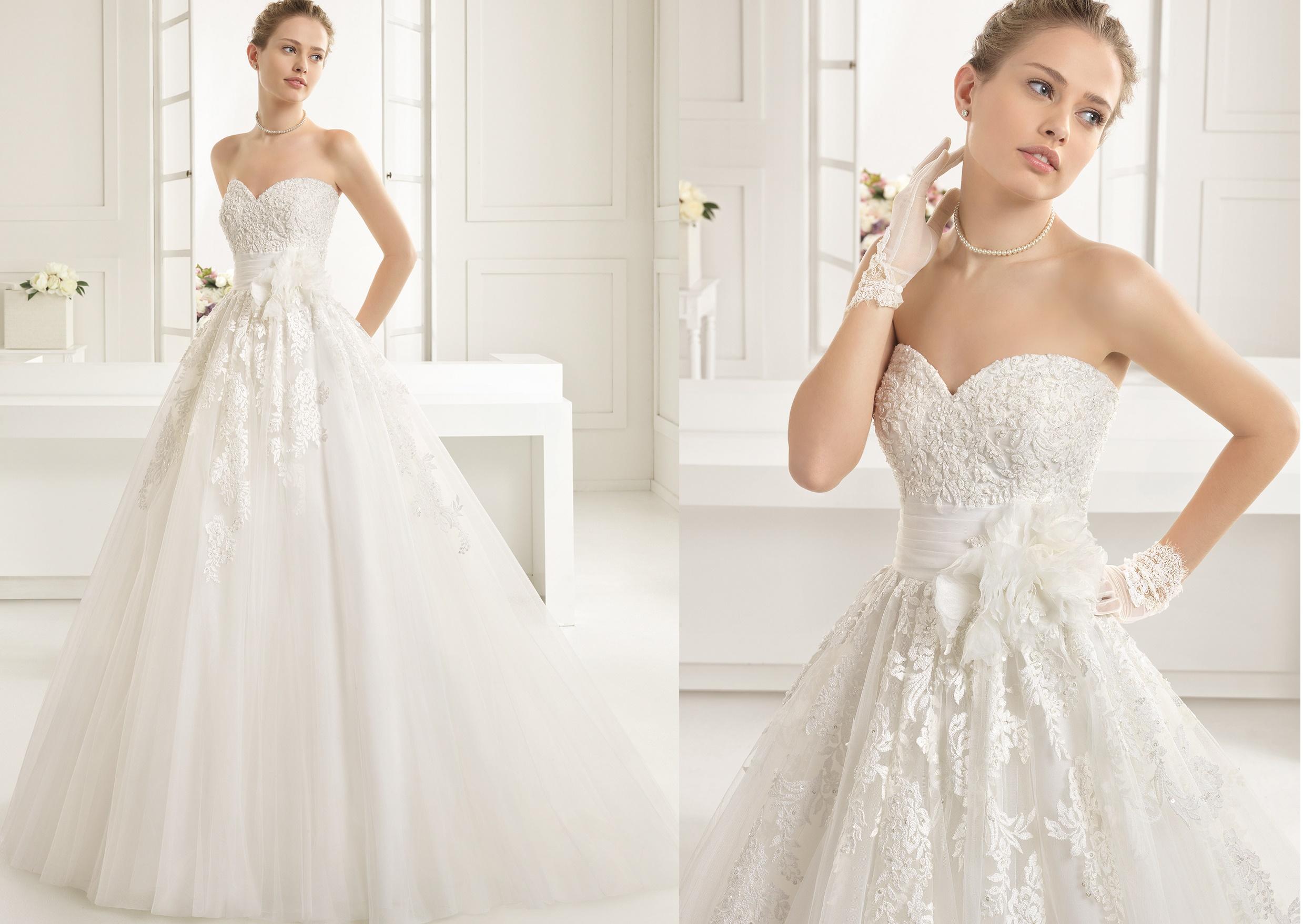 Rosa Clará16 - Vestidos de Noiva - Bridal Collection 2016