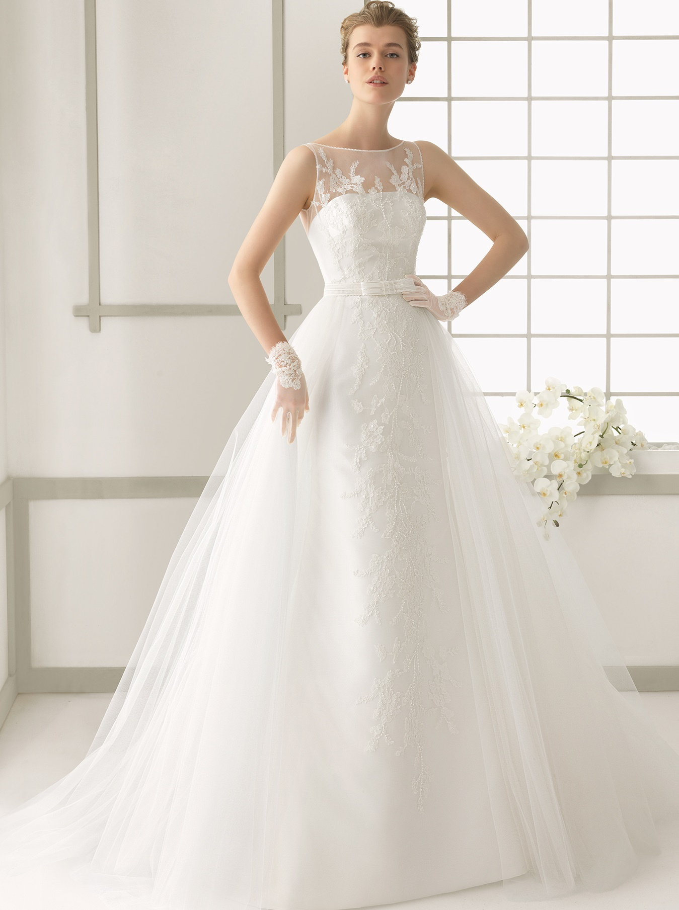 Rosa Clará4 - Vestidos de Noiva - Bridal Collection 2016