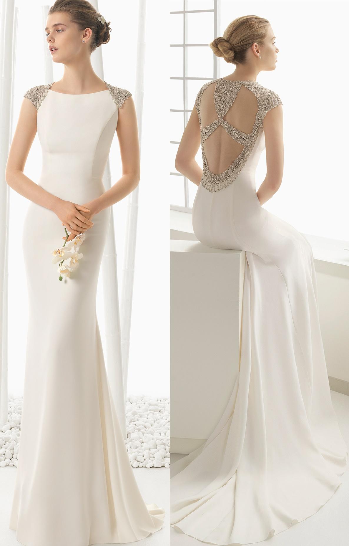 Rosa Clará5 - Vestidos de Noiva - Bridal Collection 2016
