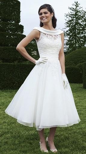 SINCERITY - Vestidos de Noiva Curtos