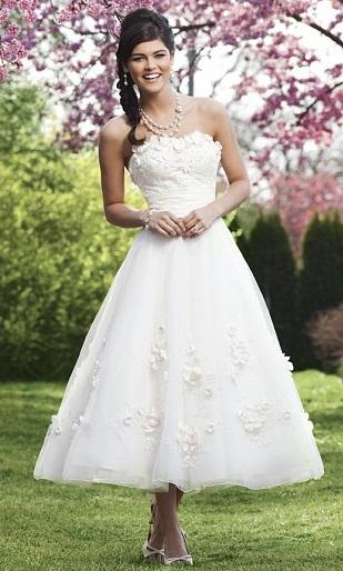 SINCERITY2 - Vestidos de Noiva Curtos
