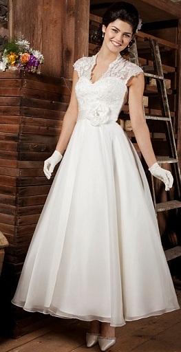 SINCERITY3 - Vestidos de Noiva Curtos