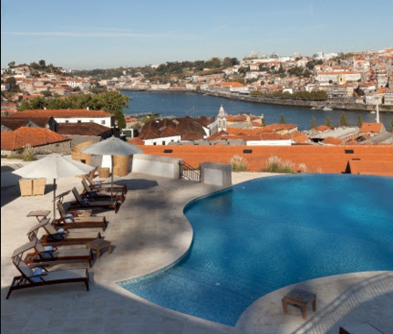 The Yeatman2 - Lua de Mel em Portugal