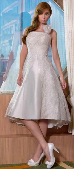 Vestido curto Charo Peres 2 - Vestidos de Noiva Curtos