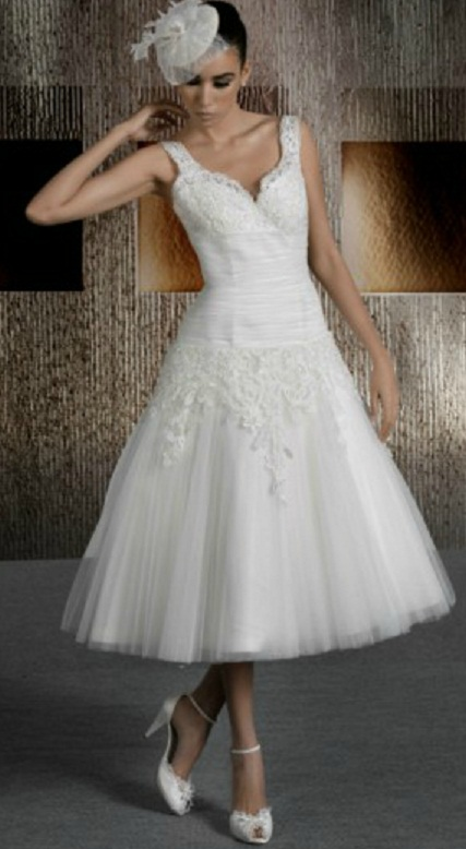 Vestido curto Charo Peres - Vestidos de Noiva Curtos