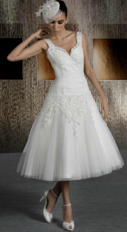 Vestido curto Charo Perez - Vestidos de Noiva Curtos