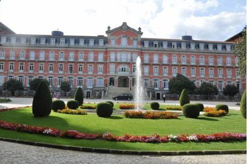 Vidago Palace - Lua de Mel em Portugal