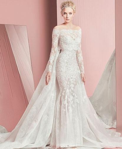 Zuhair Murad10 - Vestidos de Noiva - Bridal Collection 2016