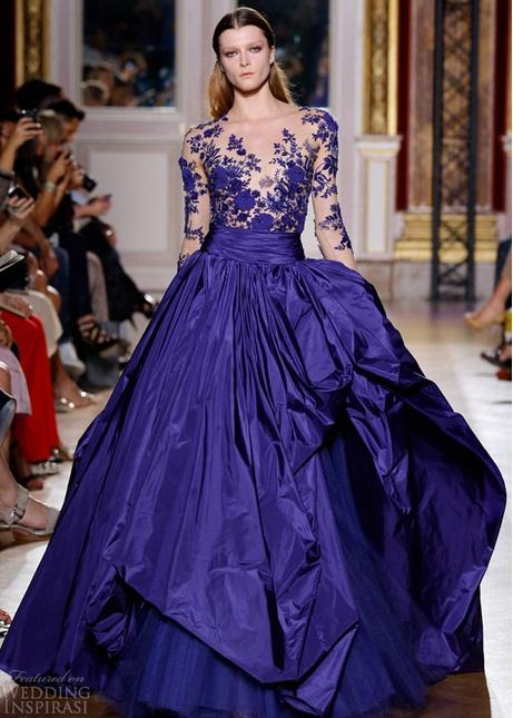 Zuhair Murad4 1 - Vestidos de Noiva Coloridos - Inspirações