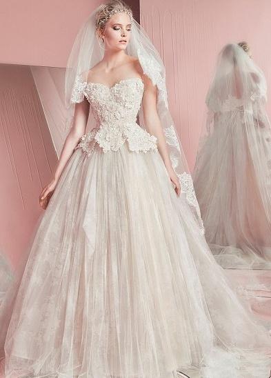Zuhair Murad5 - Vestidos de Noiva - Bridal Collection 2016