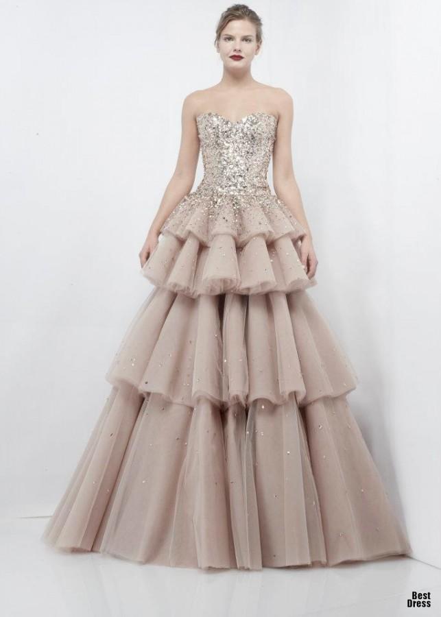 Zuhair Murad6 1 - Vestidos de Noiva Coloridos - Inspirações