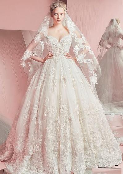 Zuhair Murad8 - Vestidos de Noiva - Bridal Collection 2016