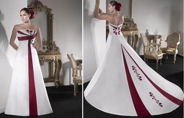 gelen2 - Vestidos de Noiva Coloridos - Inspirações