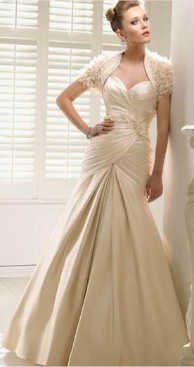 ronald joyce - Vestidos de Noiva Coloridos - Inspirações