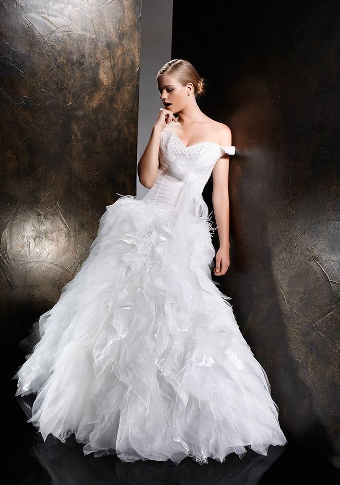 Alessandro Angelozzi Couture4 - Vestidos de Noiva / Bridal Collection - Colecções 2013