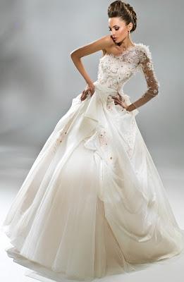 Ana Bogdan - Vestidos de Noiva / Bridal Collection - Colecções 2013