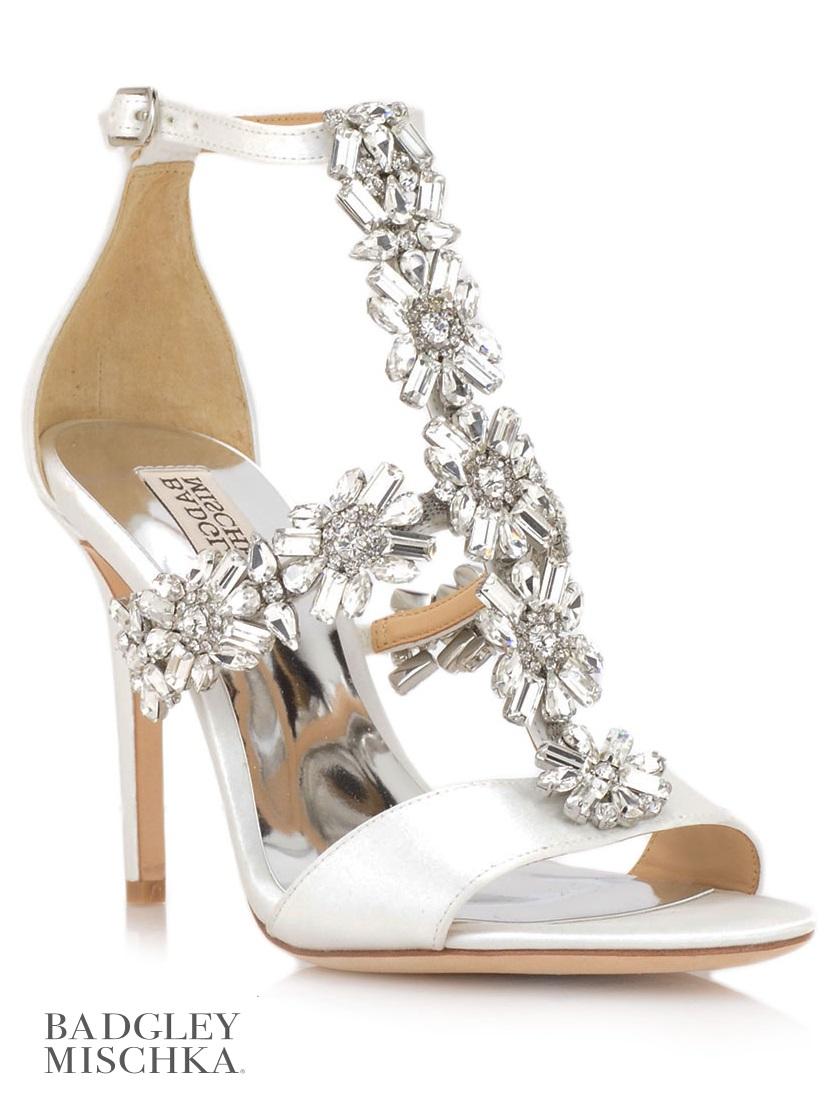 Badgley Mischka1 - Sapatos de princesa