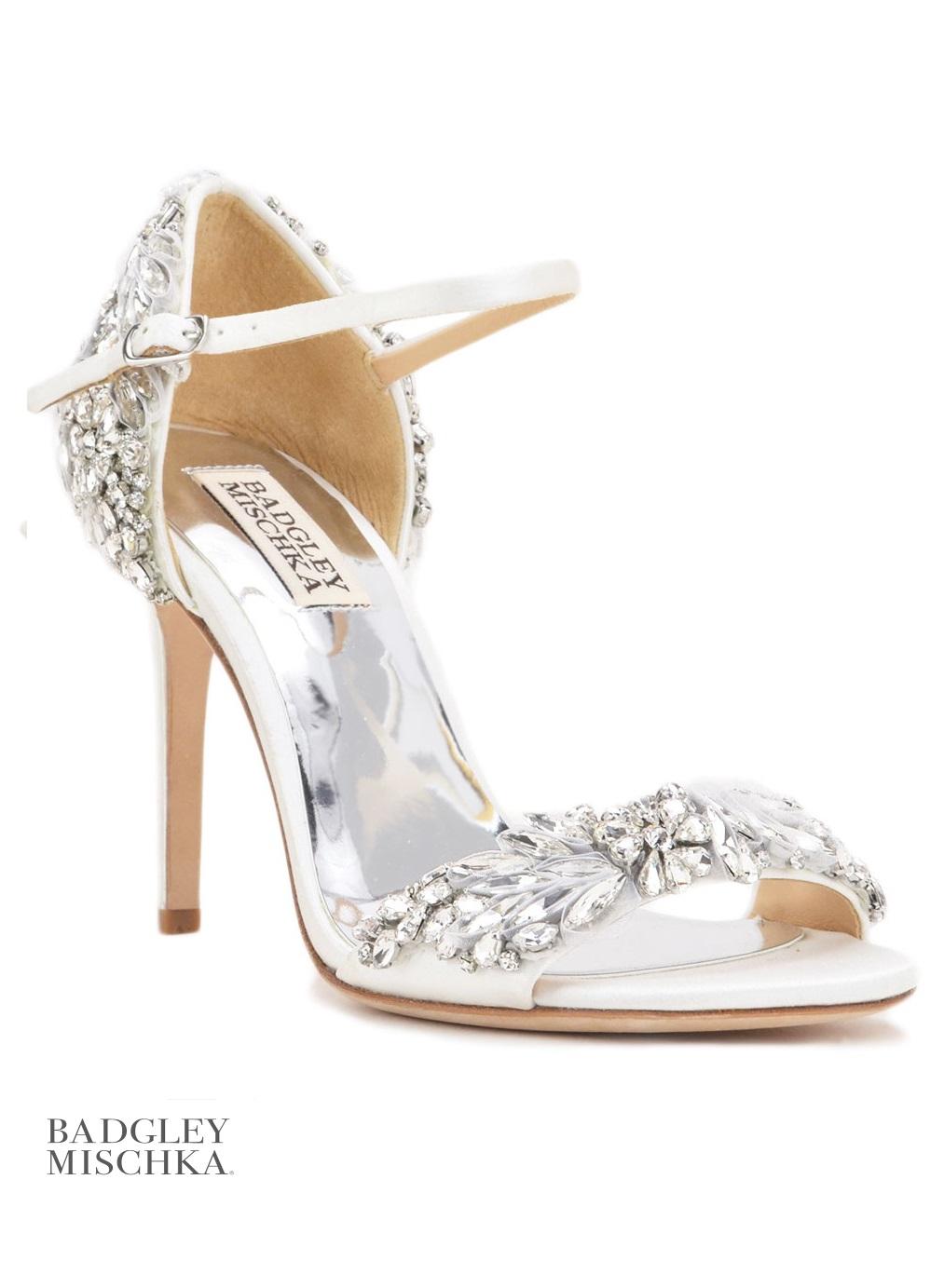 Badgley Mischka2 - Sapatos de princesa