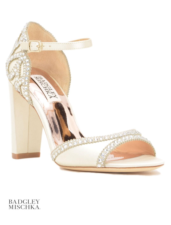 Badgley Mischka3 - Sapatos de princesa