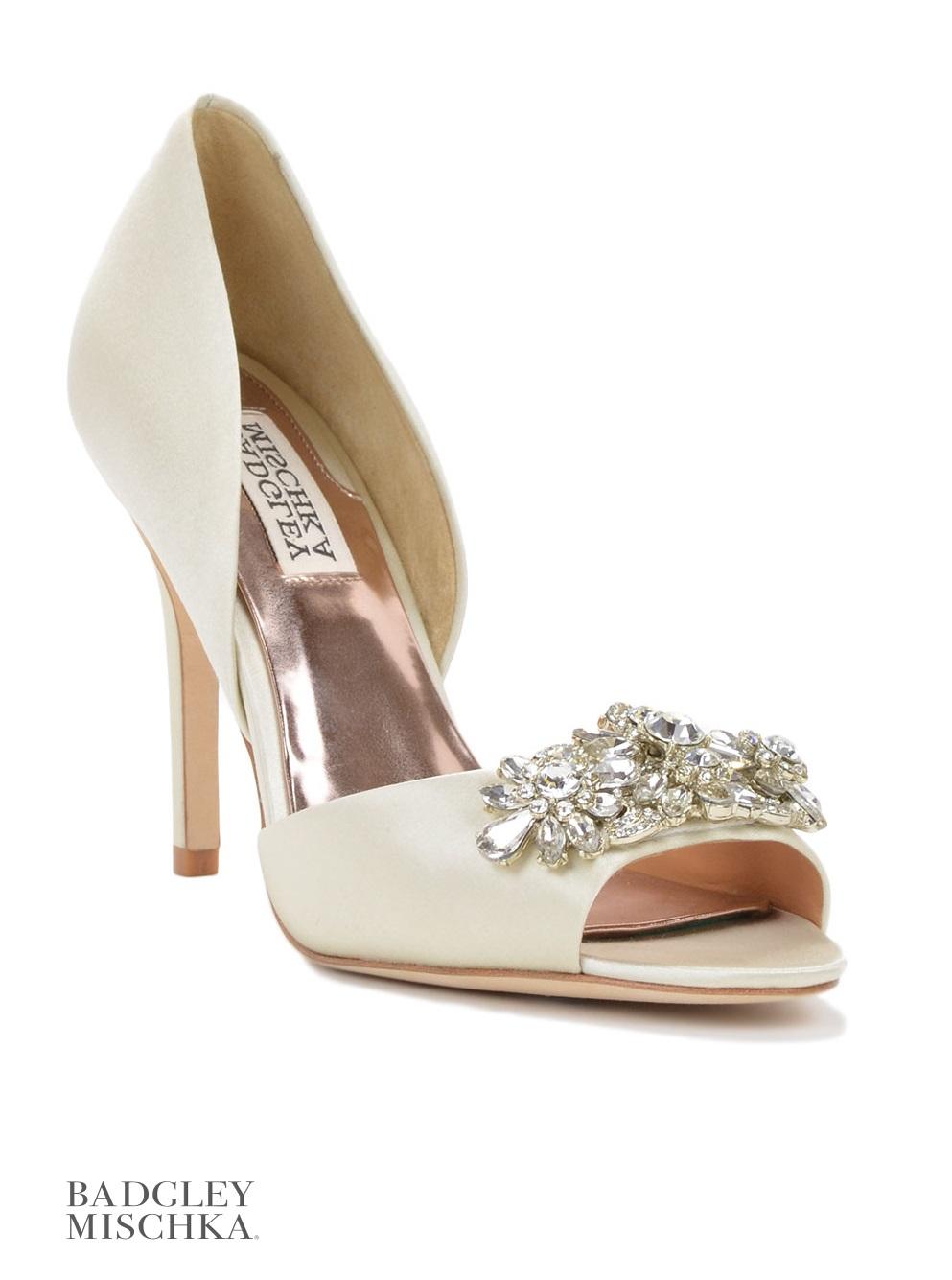 Badgley Mischka4 - Sapatos de princesa