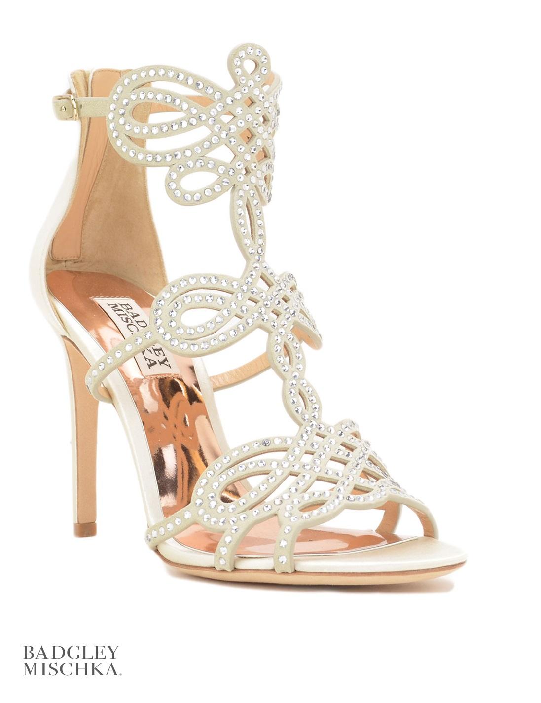Badgley Mischka5 - Sapatos de princesa