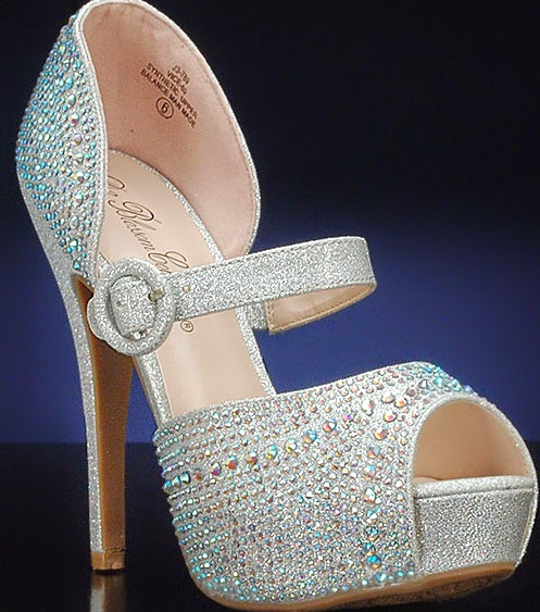Bridal Shoes2 - Sapatos de princesa