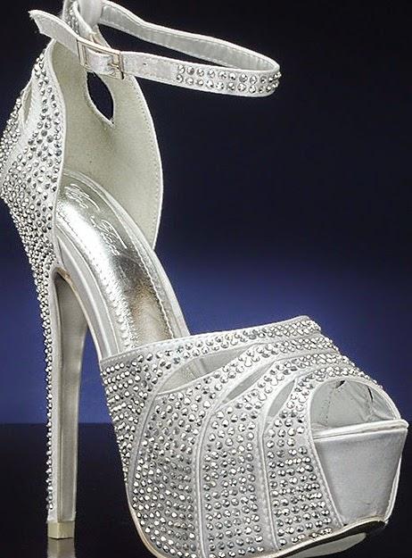 Bridal Shoes4 - Sapatos de princesa