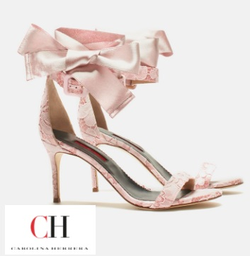 Carolina Herrera - Sapatos de princesa