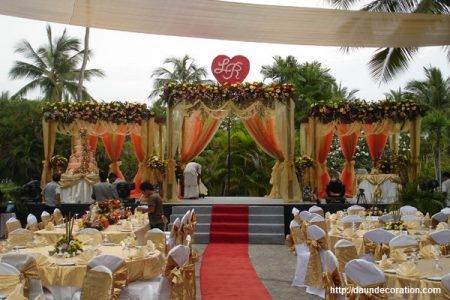 Casamento jardim1 450x300 640x480 - Decoração de Jardim - Inspirações